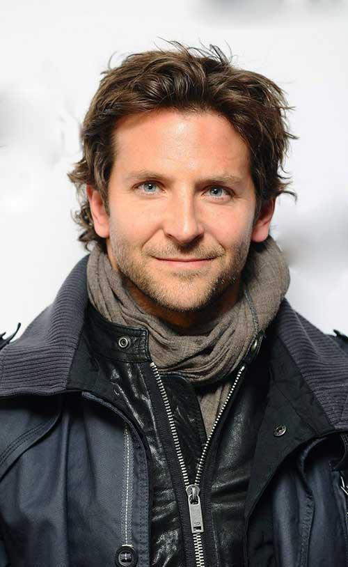 Bradley Cooper Hair Cut