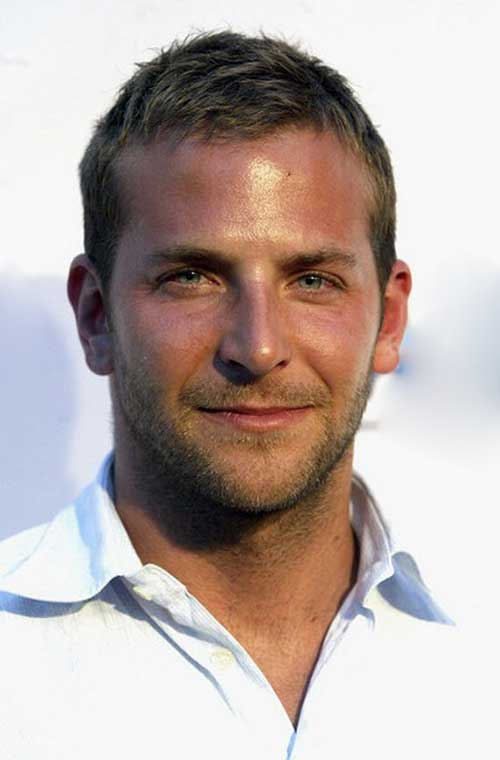 Bradley Cooper Hair Style