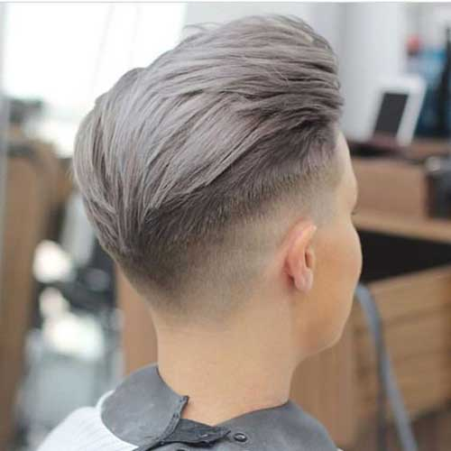 Hair Colors for Men