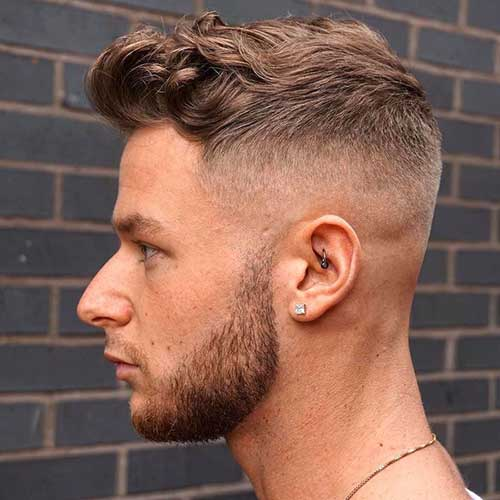 Mens Short Hair Styles 2015