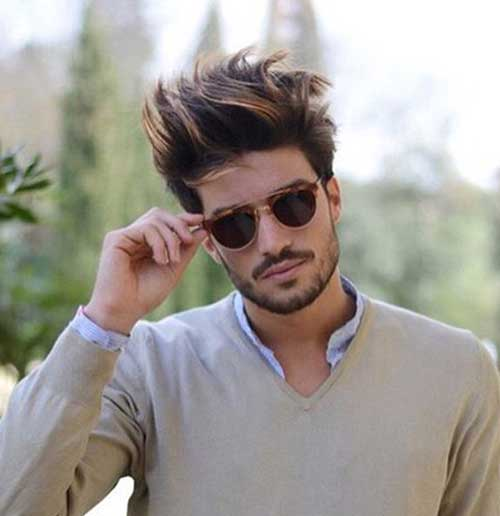 Popular Mens Hairstyles 2015