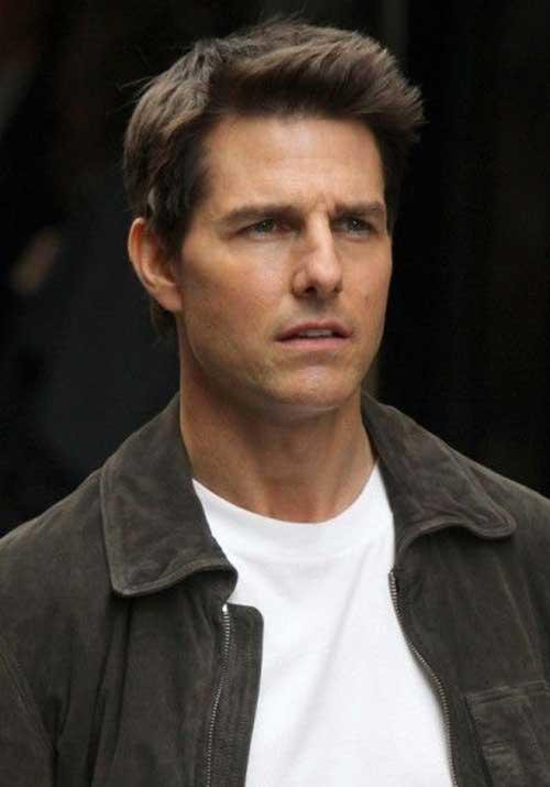 Tom Cruise Hairs