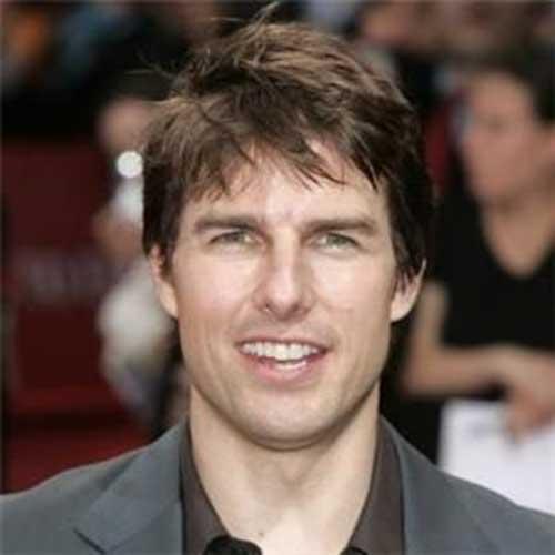 Tom Cruise Short Hairs
