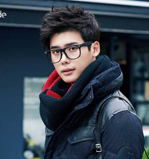 Korean Men Hairstyles-10