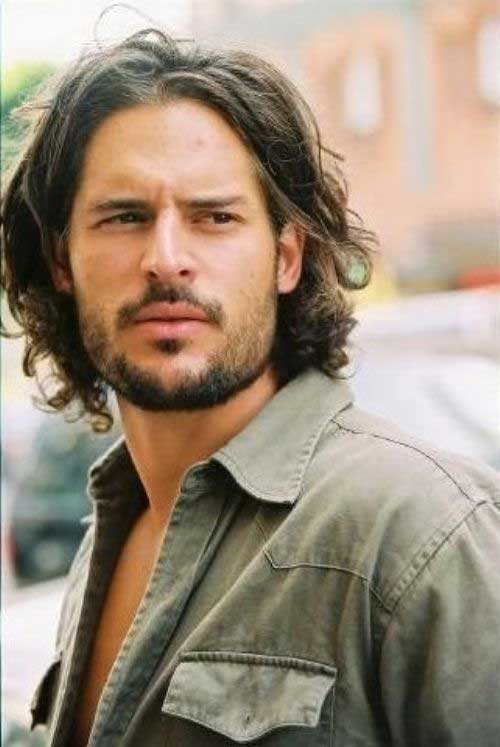 Hairstyles for Men with Long Hair-11