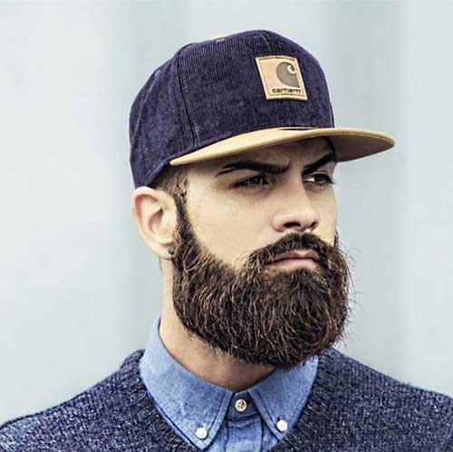 Full Beard Styles for Men-12