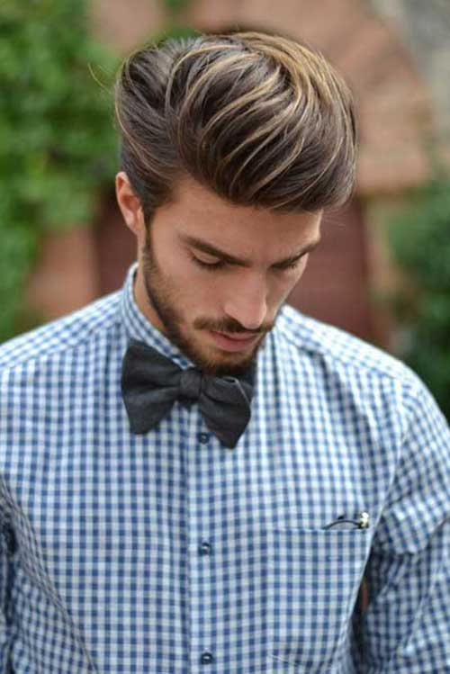 Superb 15 Haircuts For Men With Thick Hair Mens Hairstyles 2016 Short Hairstyles Gunalazisus