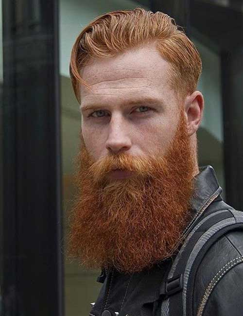 Full Beard Styles for Men-13