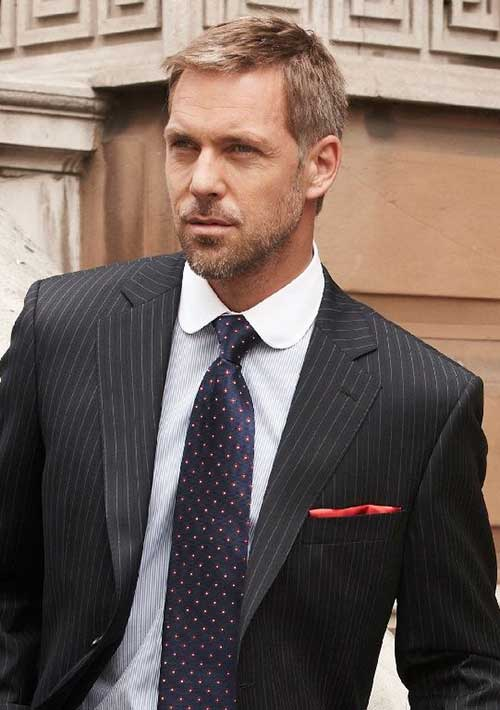Hairstyles for Older Men-13