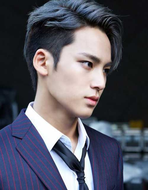 Korean Men Hairstyles-13