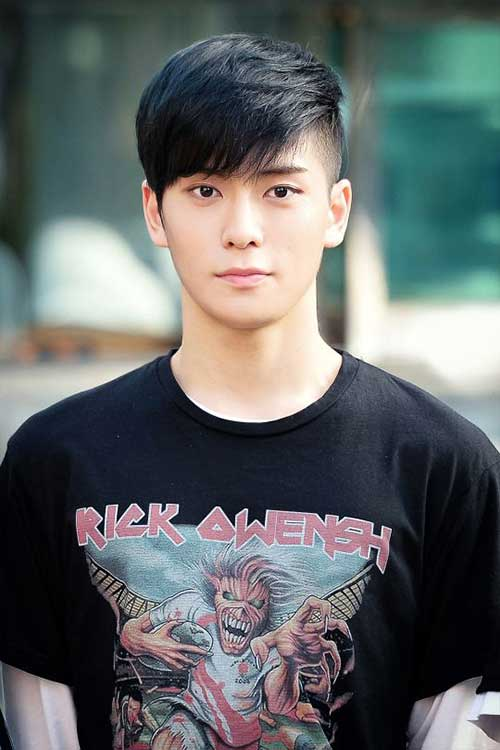 Most Beloved Korean Guys Hairstyles Mens Hairstyles 2018