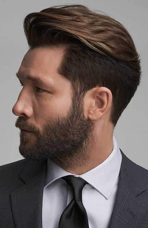 Long Top Hairstyles for Guys-15