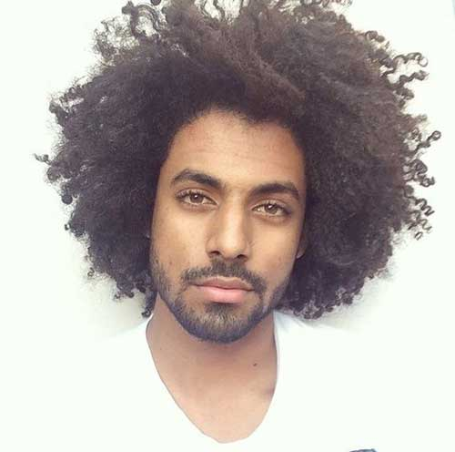 Hairstyles For Afros : Best afro hairstyles mens