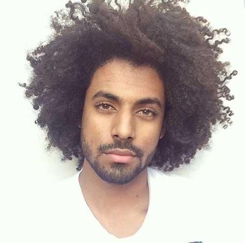 Peachy 20 Best Afro Hairstyles Mens Hairstyles 2016 Short Hairstyles For Black Women Fulllsitofus