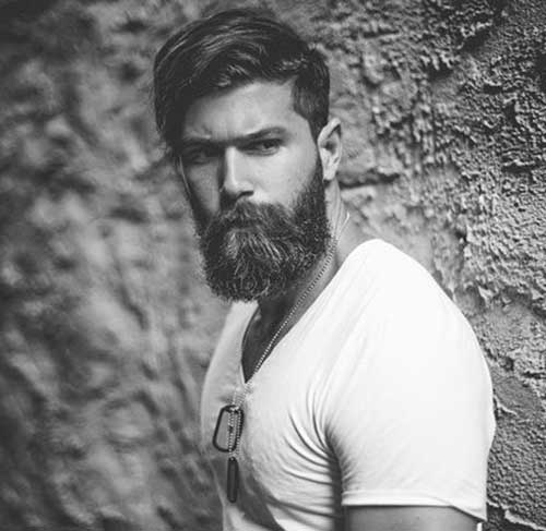 Full Beard Styles for Men-17