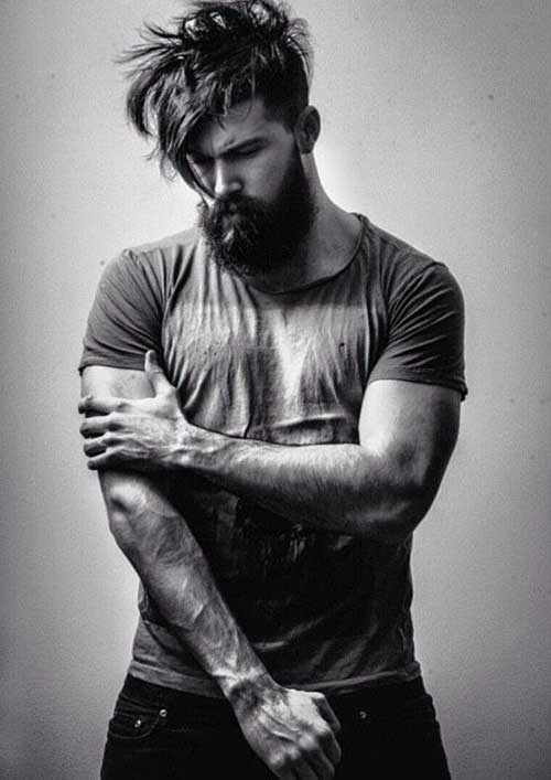 Mens Messy Hairstyles-20