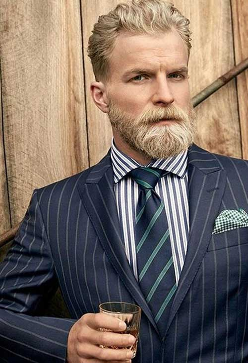 Full Beard Styles for Men-21