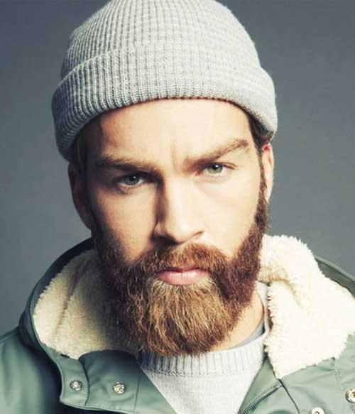 Full Beard Styles for Men-27