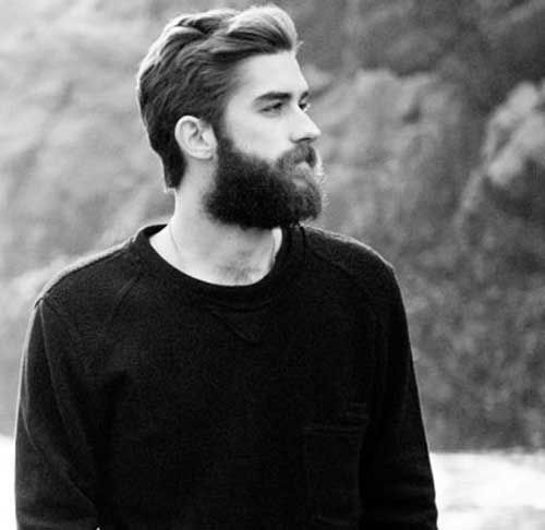 Full Beard Styles for Men-30