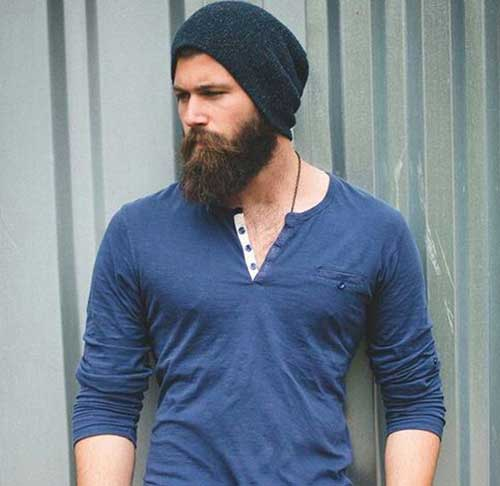 Full Beard Styles for Men-6