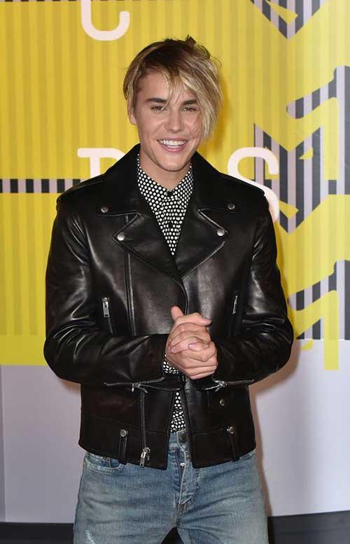 Justin Bieber Blonde Hair -6
