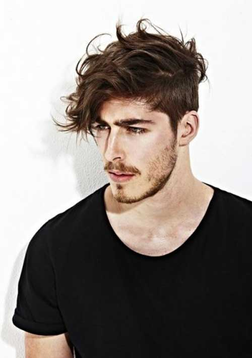 Swell 25 Latest Hairstyles For Men Mens Hairstyles 2016 Short Hairstyles Gunalazisus