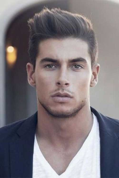 Classy And Modern Mens Hairstyles The Best Mens