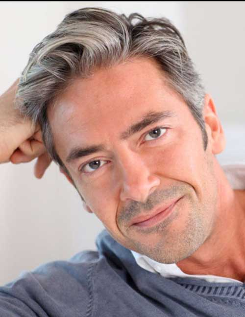 Hairstyles for Older Men-8