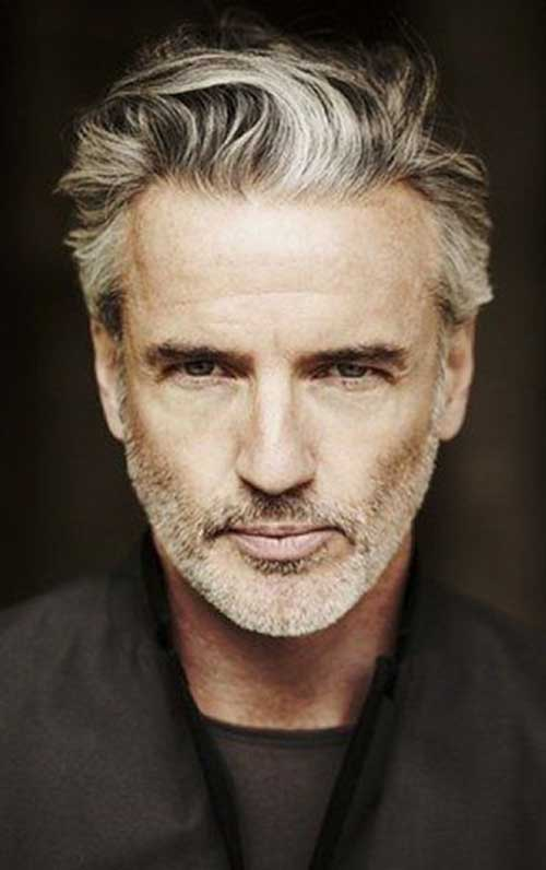 Hairstyles for Older Men-9