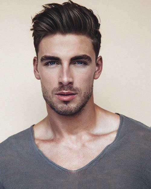 Long Top Hairstyles for Guys-9