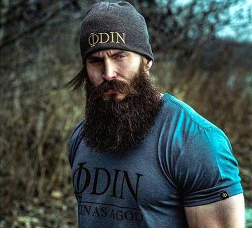 Fantastic Examples Of Lumberjack Beard Styles The Best