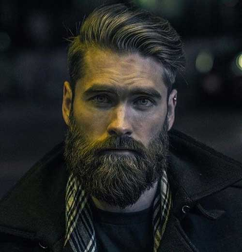 Cool Lumberjack Beard