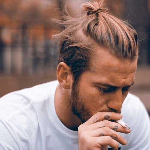 Guys Long Top Hairstyles