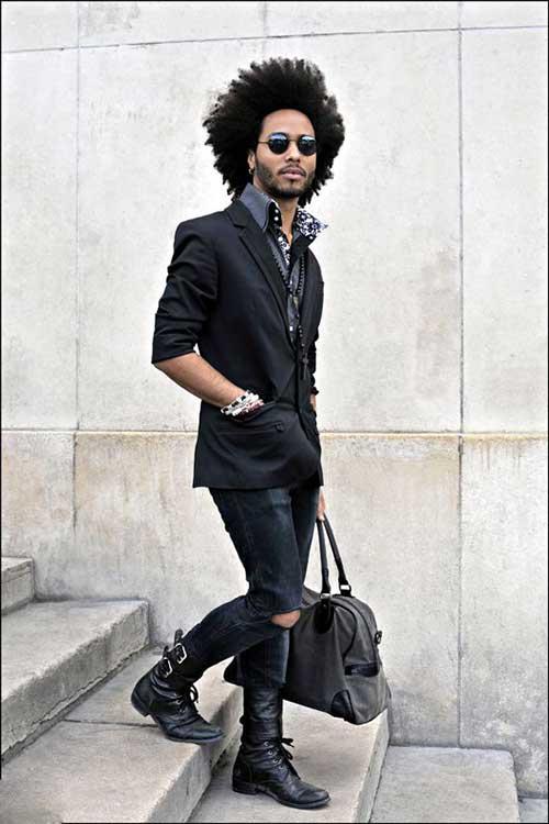 Haircut Styles for Black Men