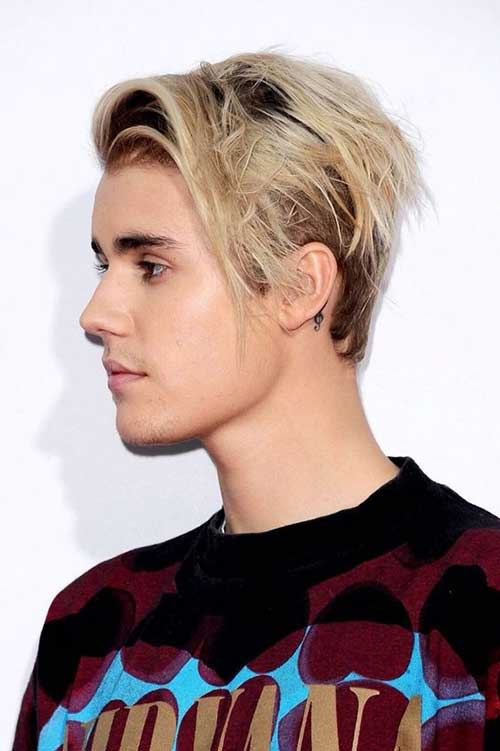 20 Justin Bieber Blonde Hair Pictures | Mens Hairstyles 2018