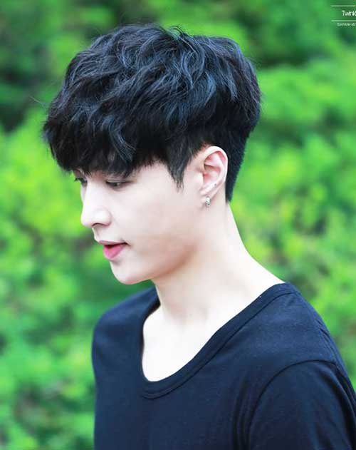 Most Beloved Korean Guys Hairstyles Mens Hairstyles 2017