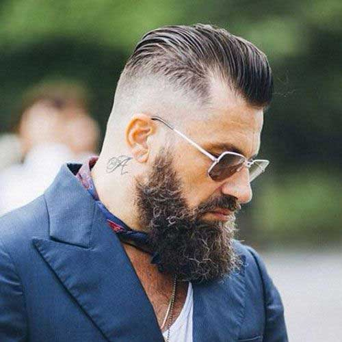 Latest Hair and Beard Styles