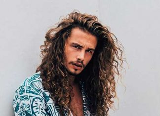 Pics Of Long Hairstyles For Men