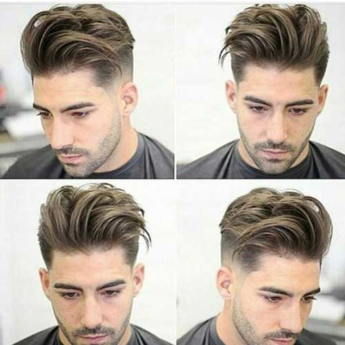 Trendy Hairstyles with Long Top for Guys | Mens Hairstyles 2018
