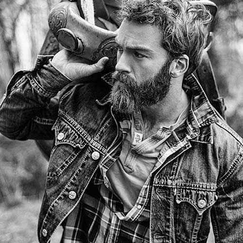 Lumberjack Beard for Men