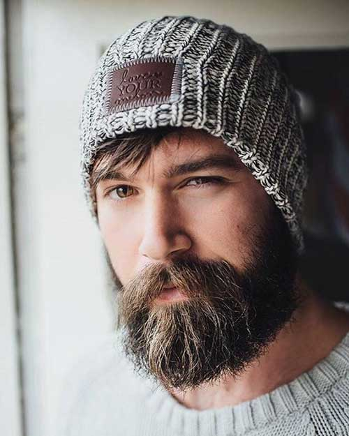 Lumberjack Bearded Men