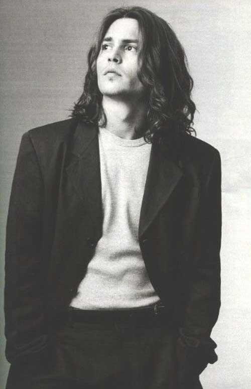 Long Hairstyles On Men-11