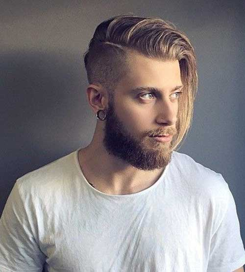 Medium Cut Hairstyles for Men-13