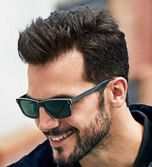 Mens Hairstyles for Thick Hair-17