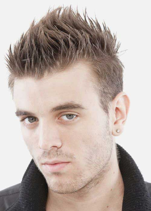 Spiky Haircuts for Guys-17