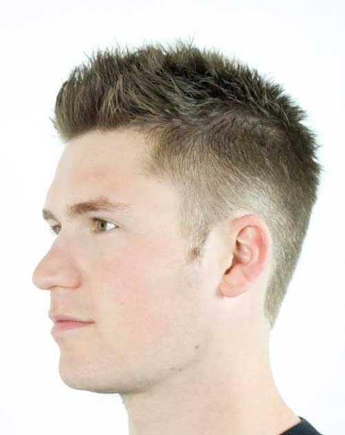 Spiky Haircuts for Guys-19
