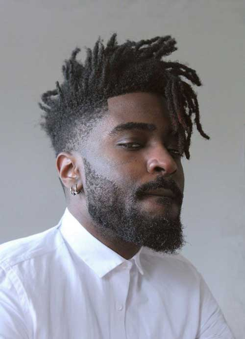 20 Fade Haircuts For Black Men Mens Hairstyles 2018