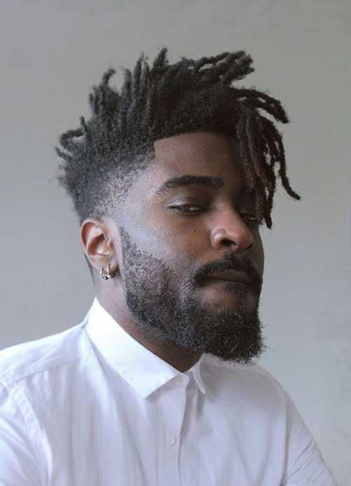 Phenomenal 20 Fade Haircuts For Black Men Mens Hairstyles 2016 Short Hairstyles For Black Women Fulllsitofus
