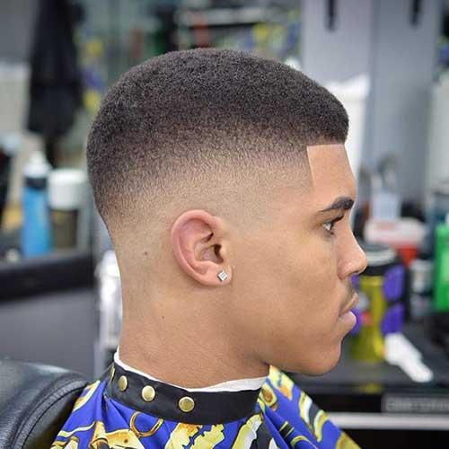 Fade Haircuts for Black Men-6