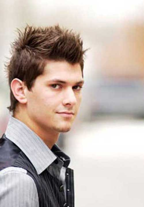 Spiky Haircuts for Guys-6